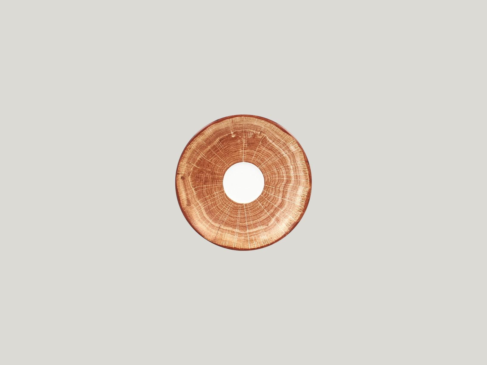 Podšálek pro šálek na kávu CLCU23/CLCU20 - světle hnědá