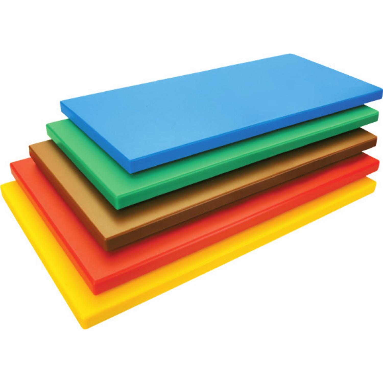 Deska žlutá - výška 20 mm, 500x325 mm