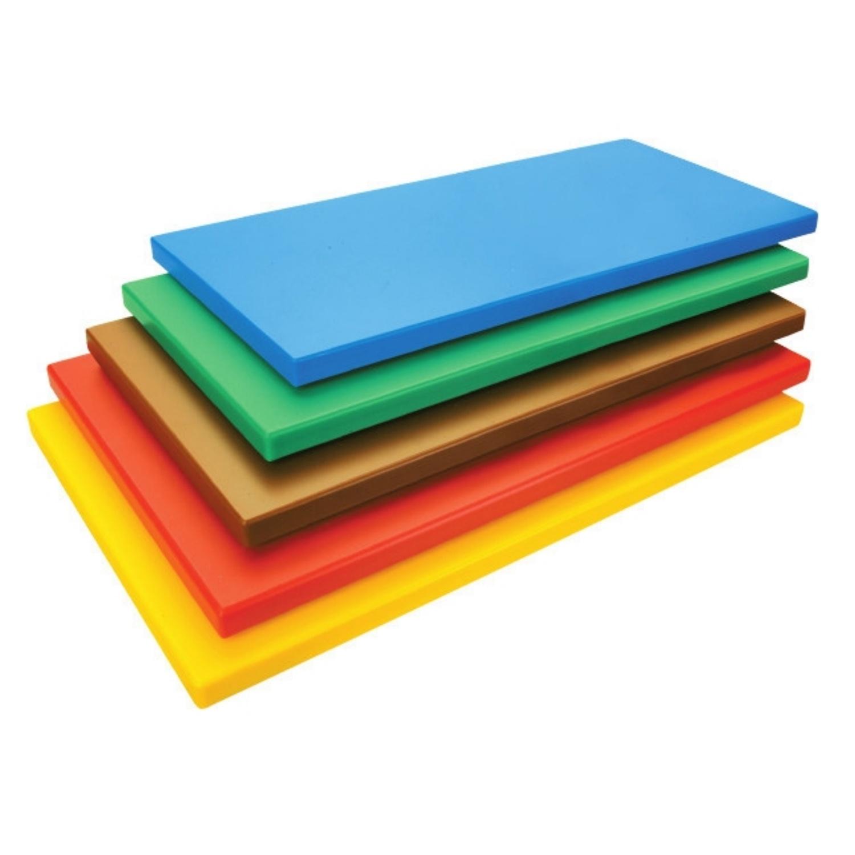 Deska bílá 600x400x20 mm