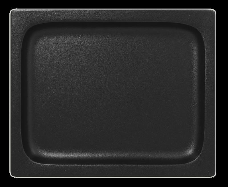 Gastronádoba 1/2F 13 cl - černá