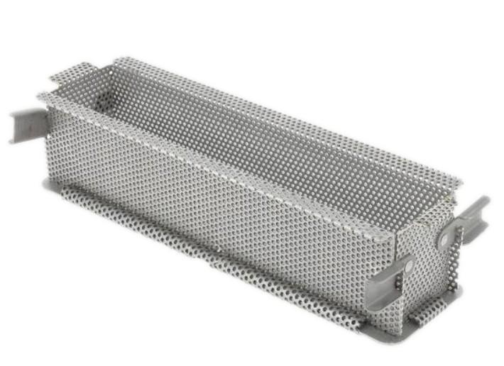 Forma pečící nerezová 18/10 48x8,5x9 cm