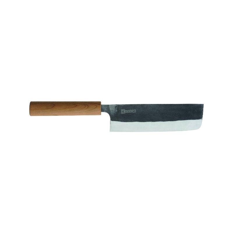 KASUMI nůž NAKIRI BLACK HAMMER 16,5 cm