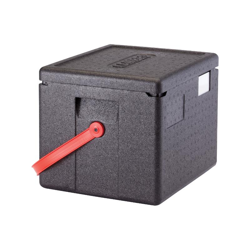Termobox GN ½ Premium - červené madlo