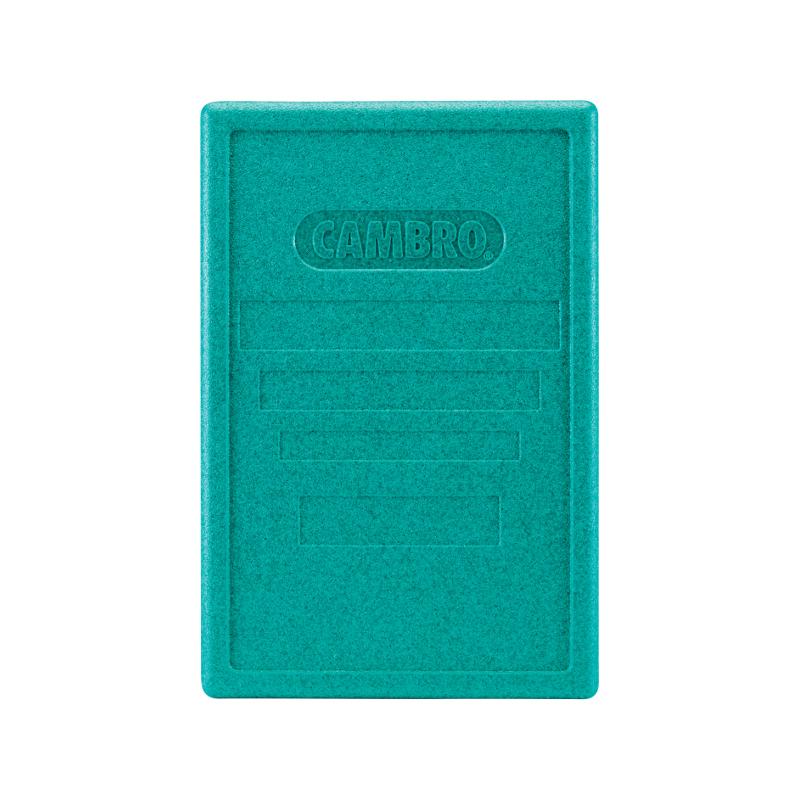 Víko barevné pro boxy GN 1/1 zelená