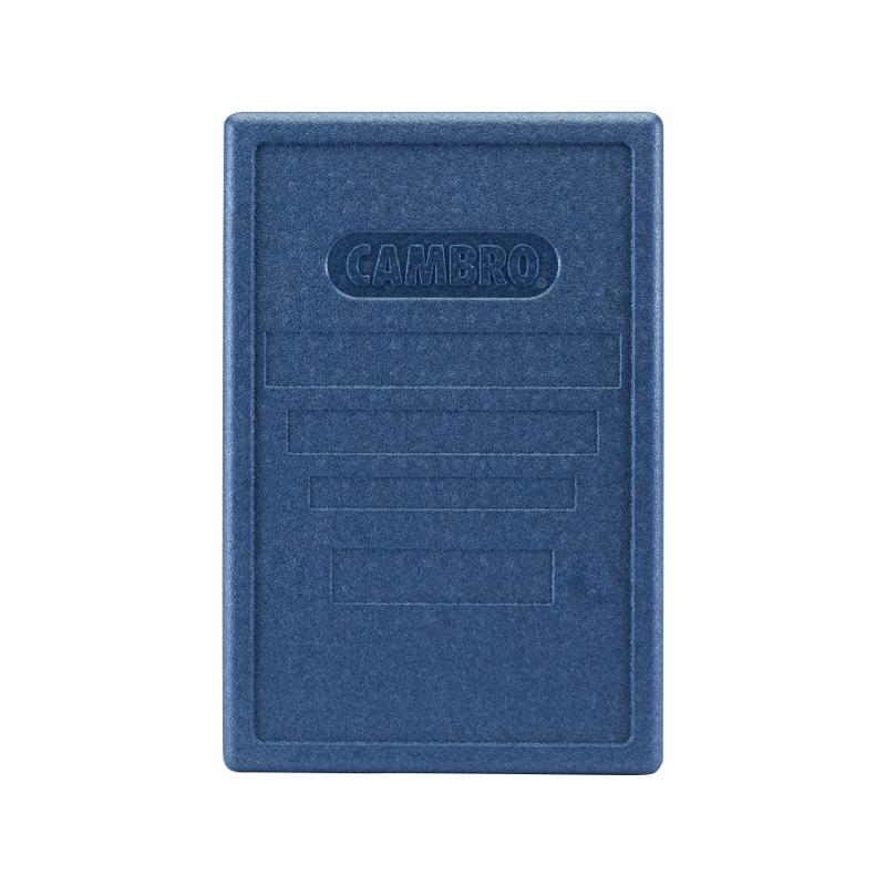 Víko barevné pro boxy GN 1/1 modrá