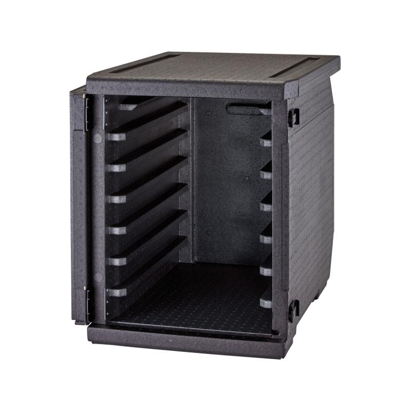 Termobox s předním plněním a 6 kolejnicemi