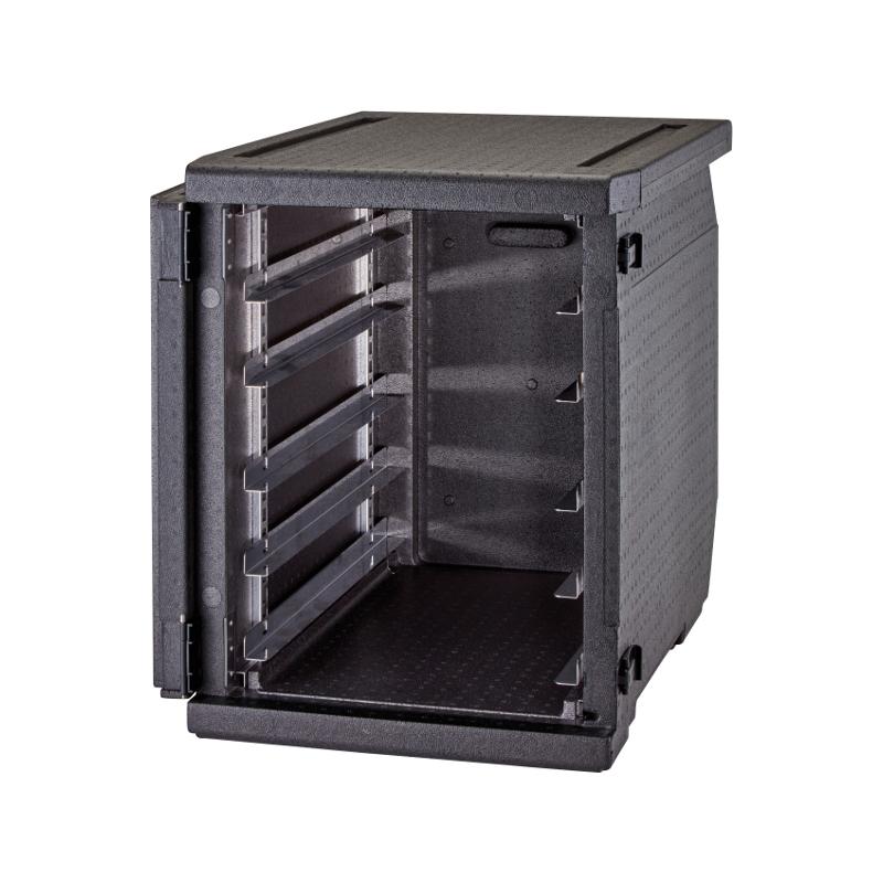 Termobox s nastavitelnými kolejnicemi
