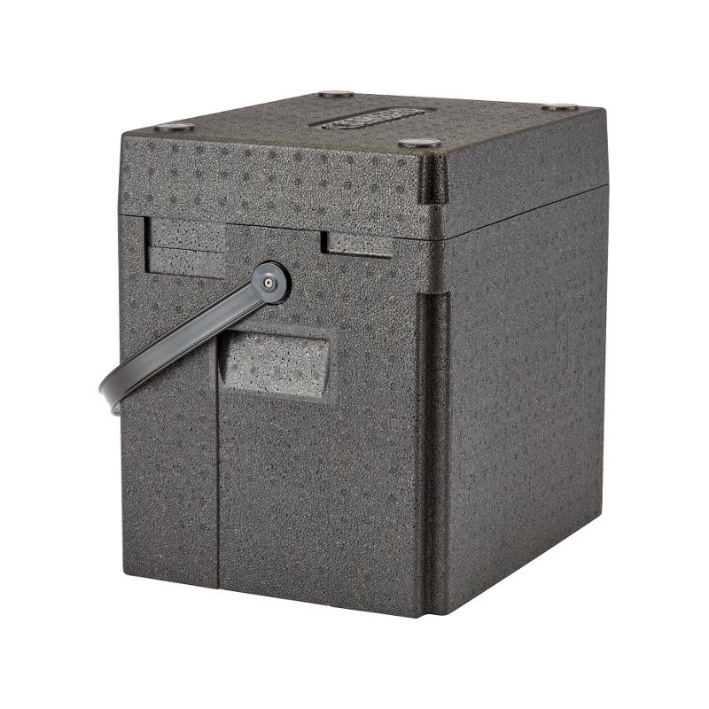 Termobox na láhve 35L - černý úchyt