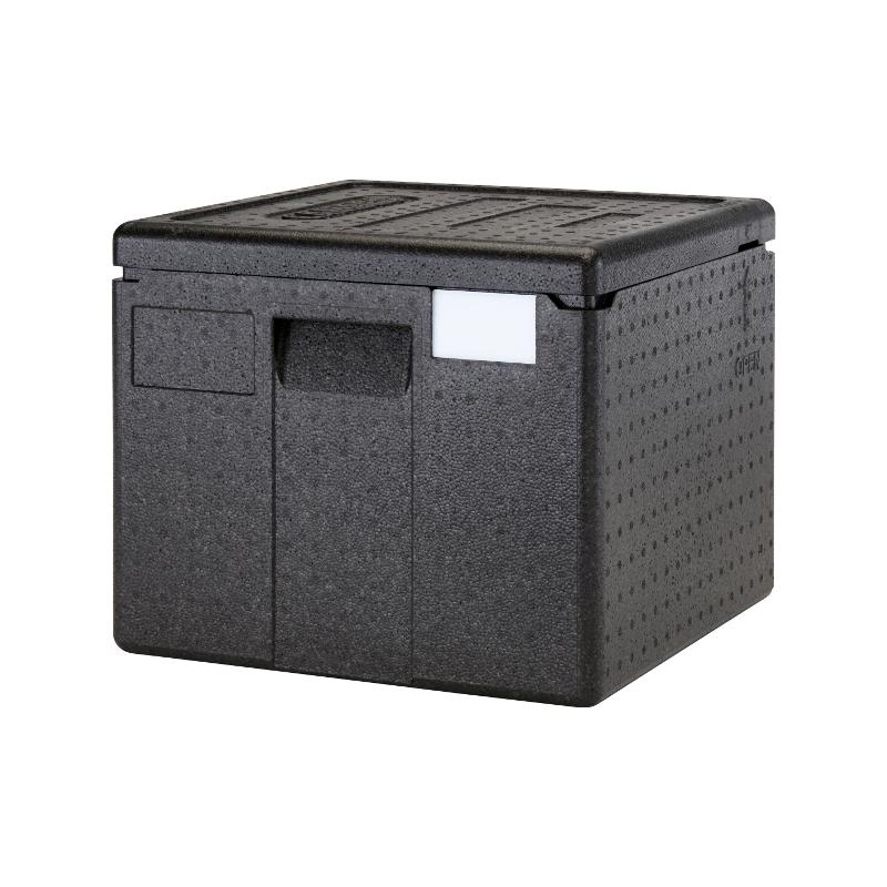 Termobox na pizzu bez úchytu 6ks - 35 cm