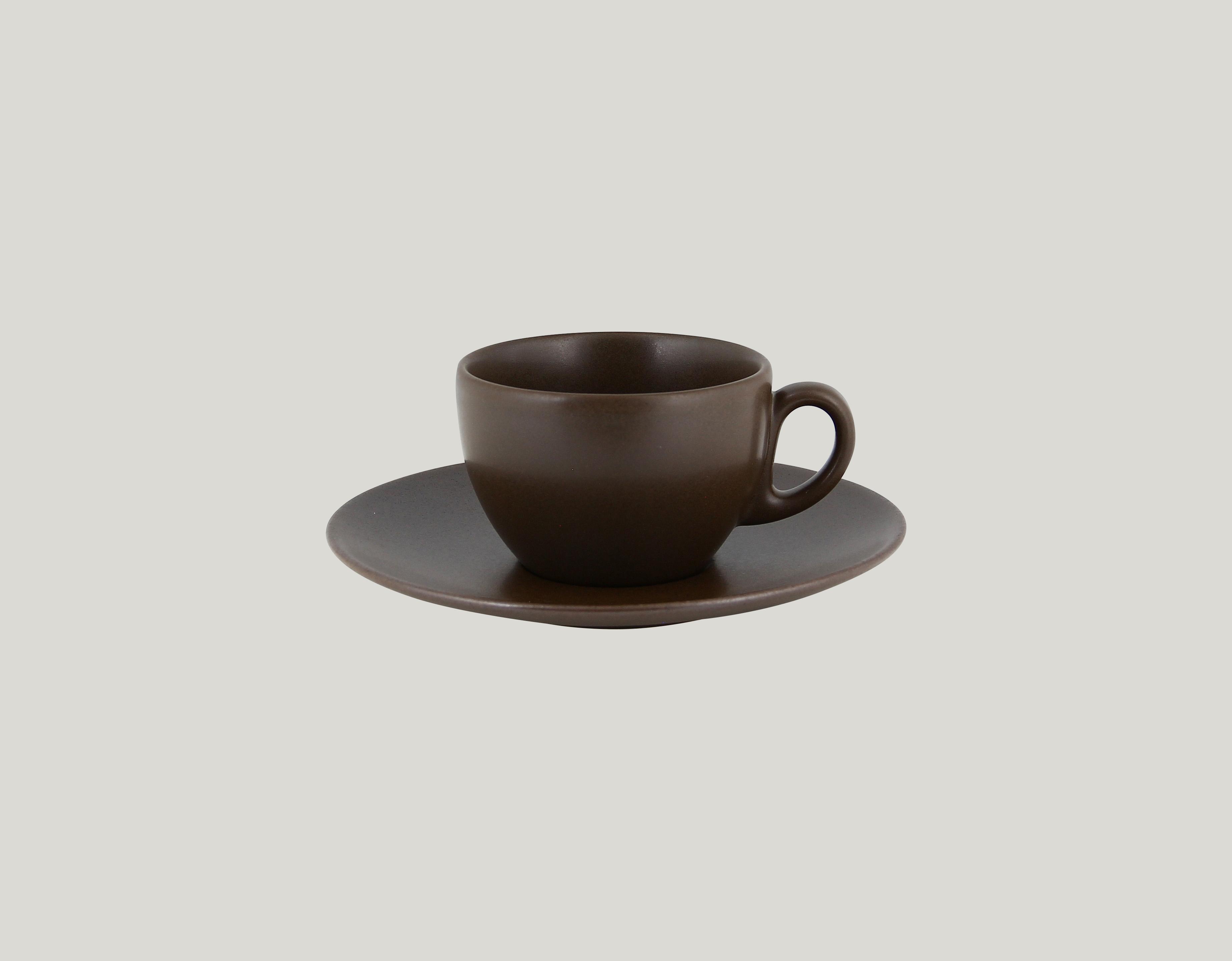 Podšálek kulatý 17 cm pro GN116C23CO - cocoa