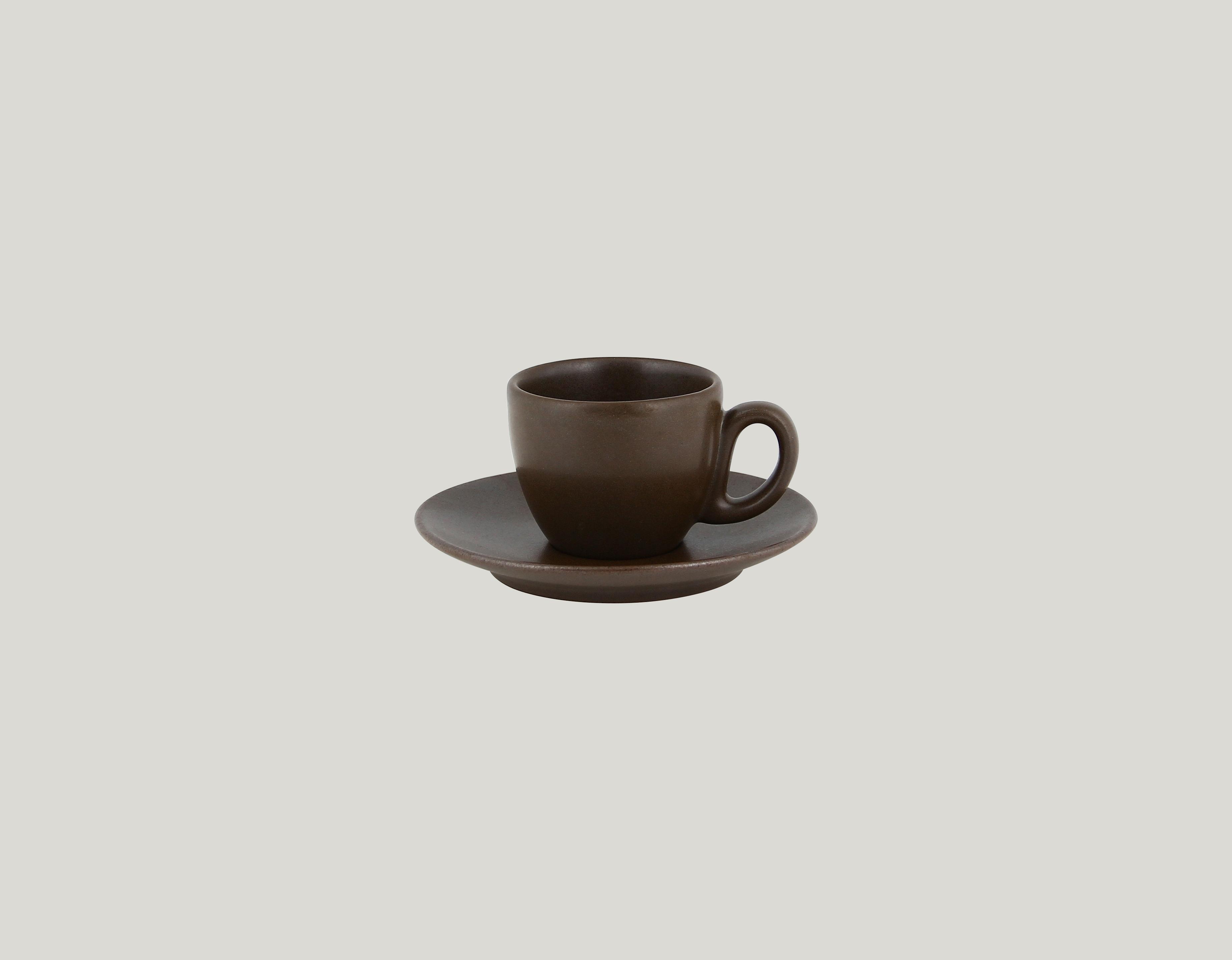 Podšálek kulatý 13 cm pro GN116C08CO - cocoa