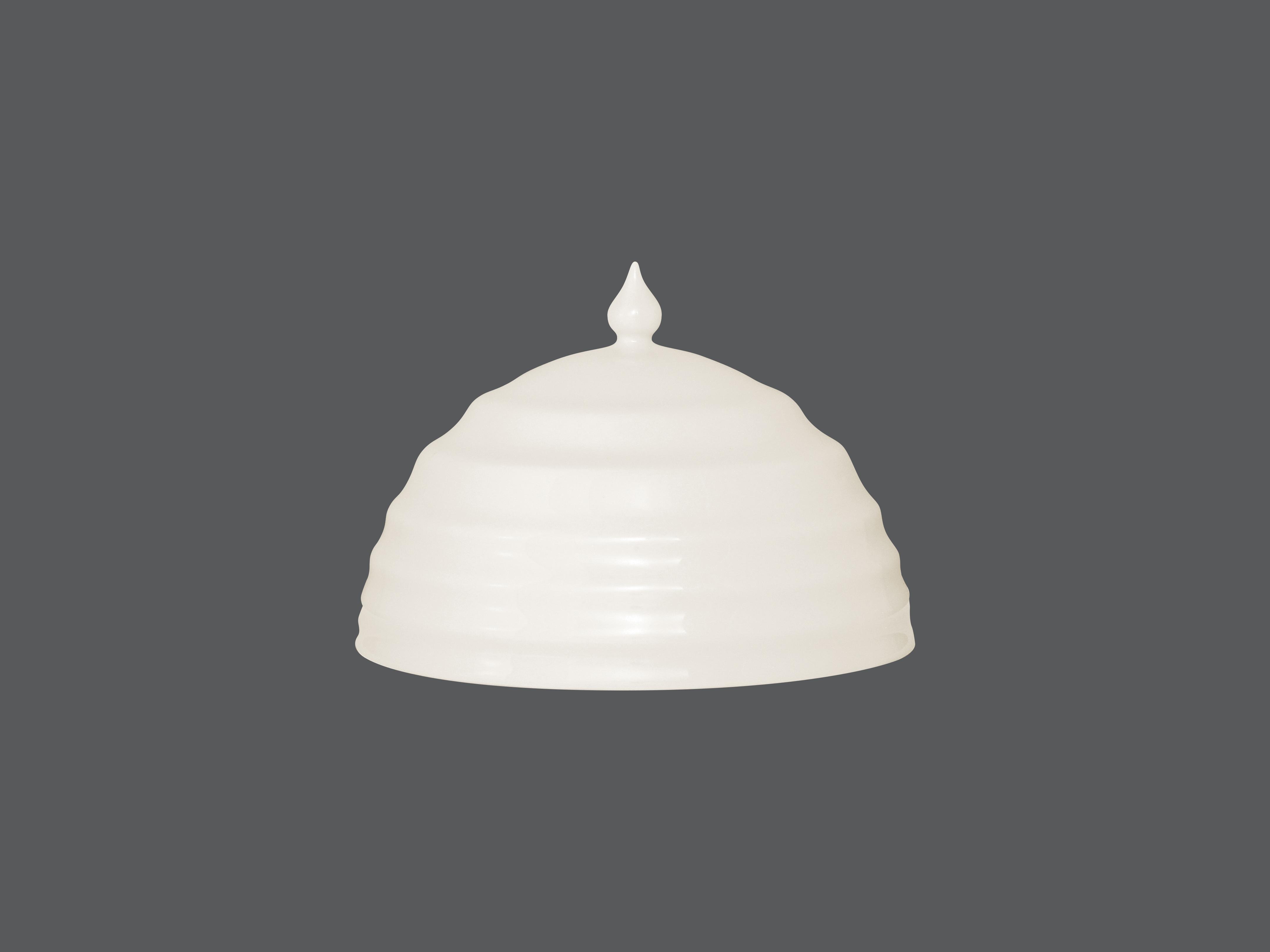 Gloš 18 cm - bílá