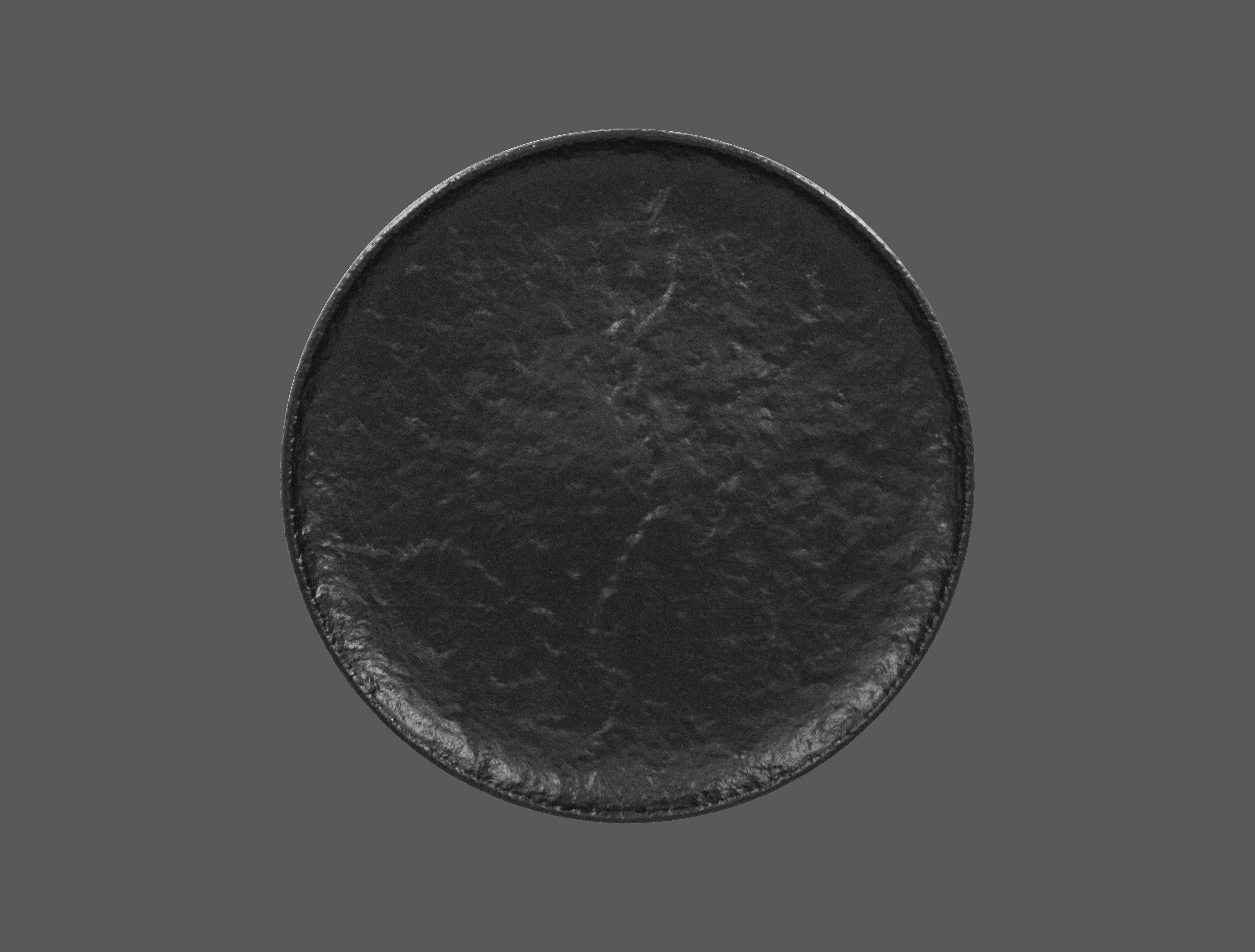 Mělký talíř kulatý ROKS