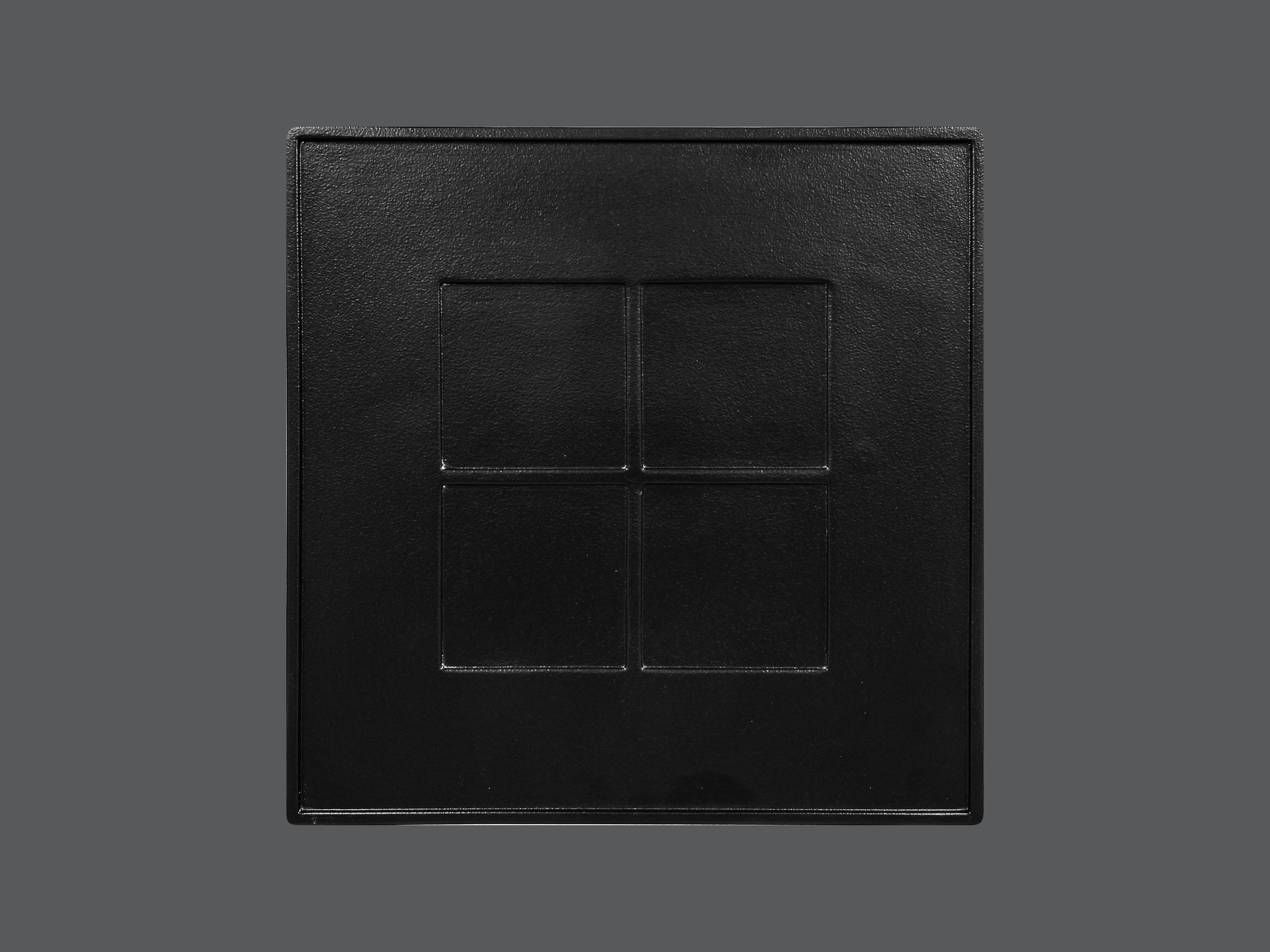 Sensation talíř čtvercový 30 cm - AMAI