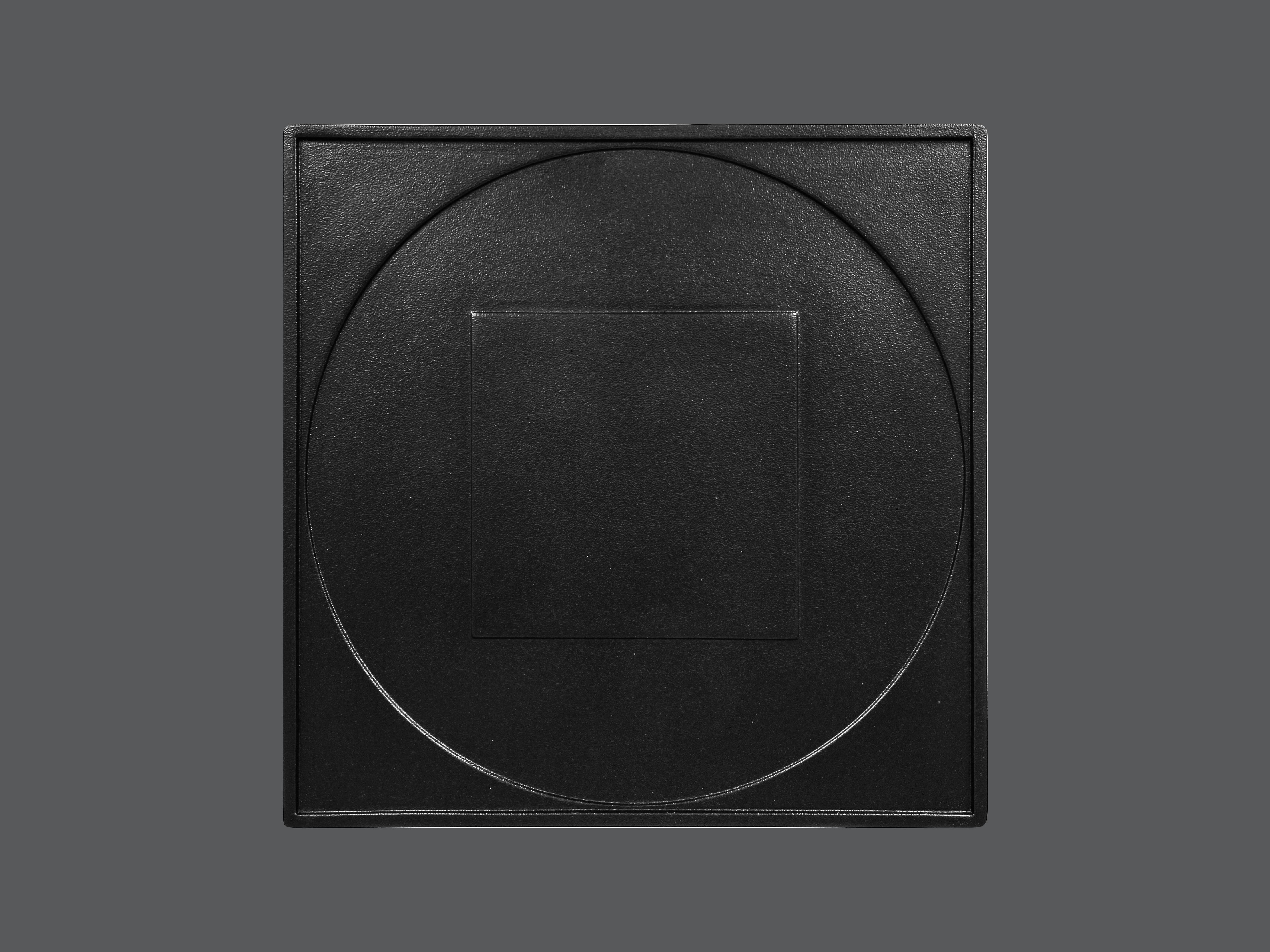 Sensation talíř čtvercový 30 cm - KAISUI
