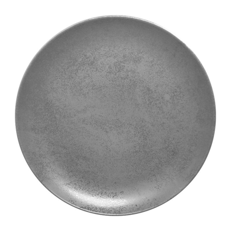 Talíř mělký 31 cm - šedá