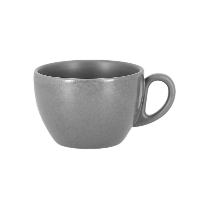 Šálek na kávu 23 cl - šedá
