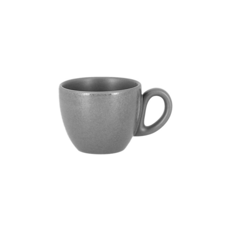 Šálek na espresso 8 cl - šedá