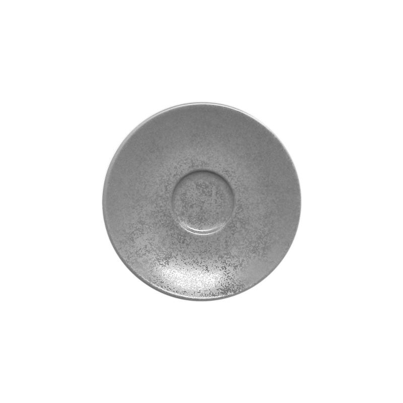 Podšálek pro šálek SH116CU08 13 cm - šedá