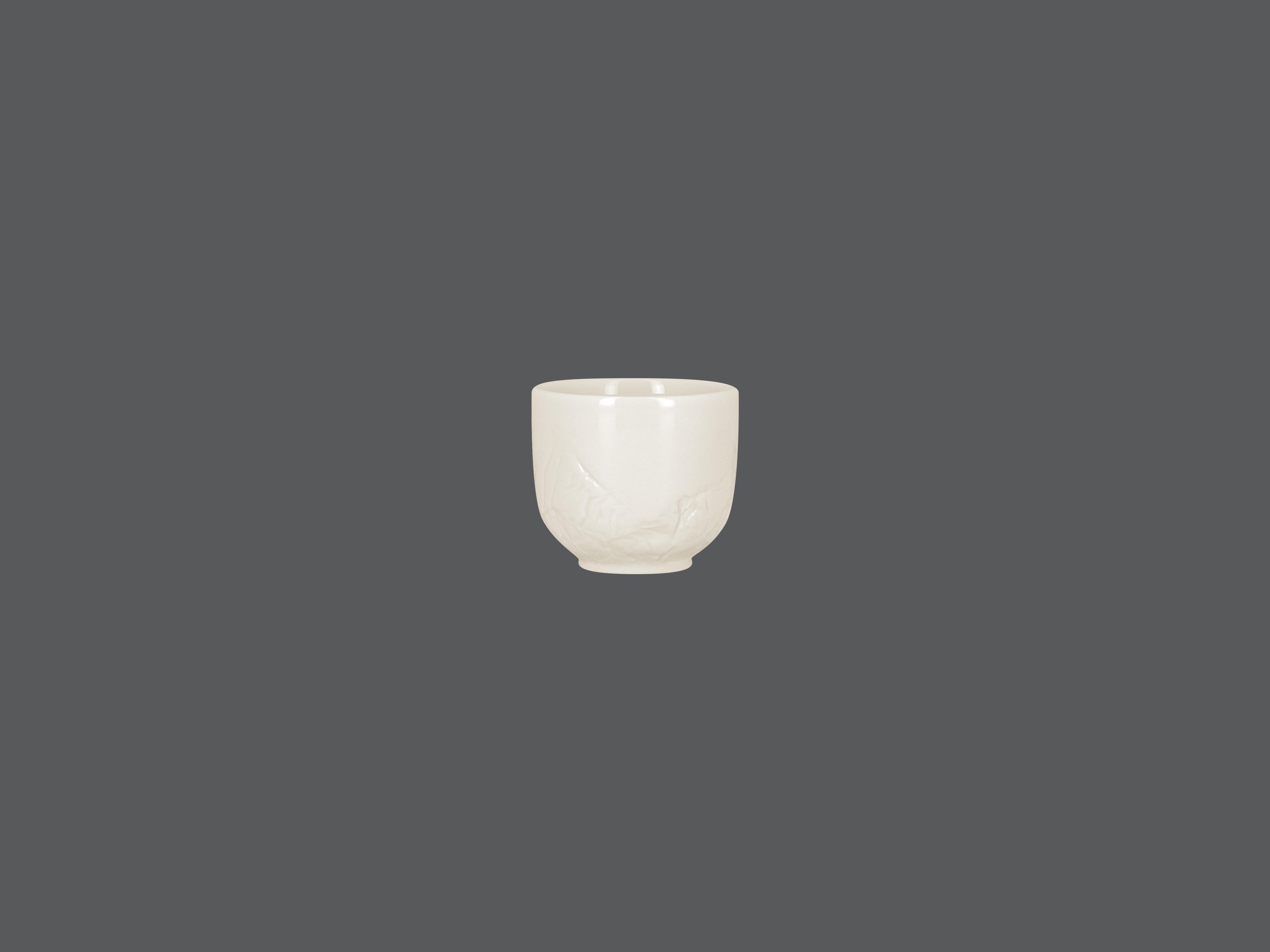 Šálek na espresso 9 cl - bílá