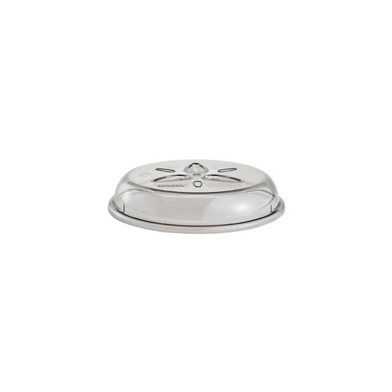 Víko na talíř porcelánový kulatý 21 cm
