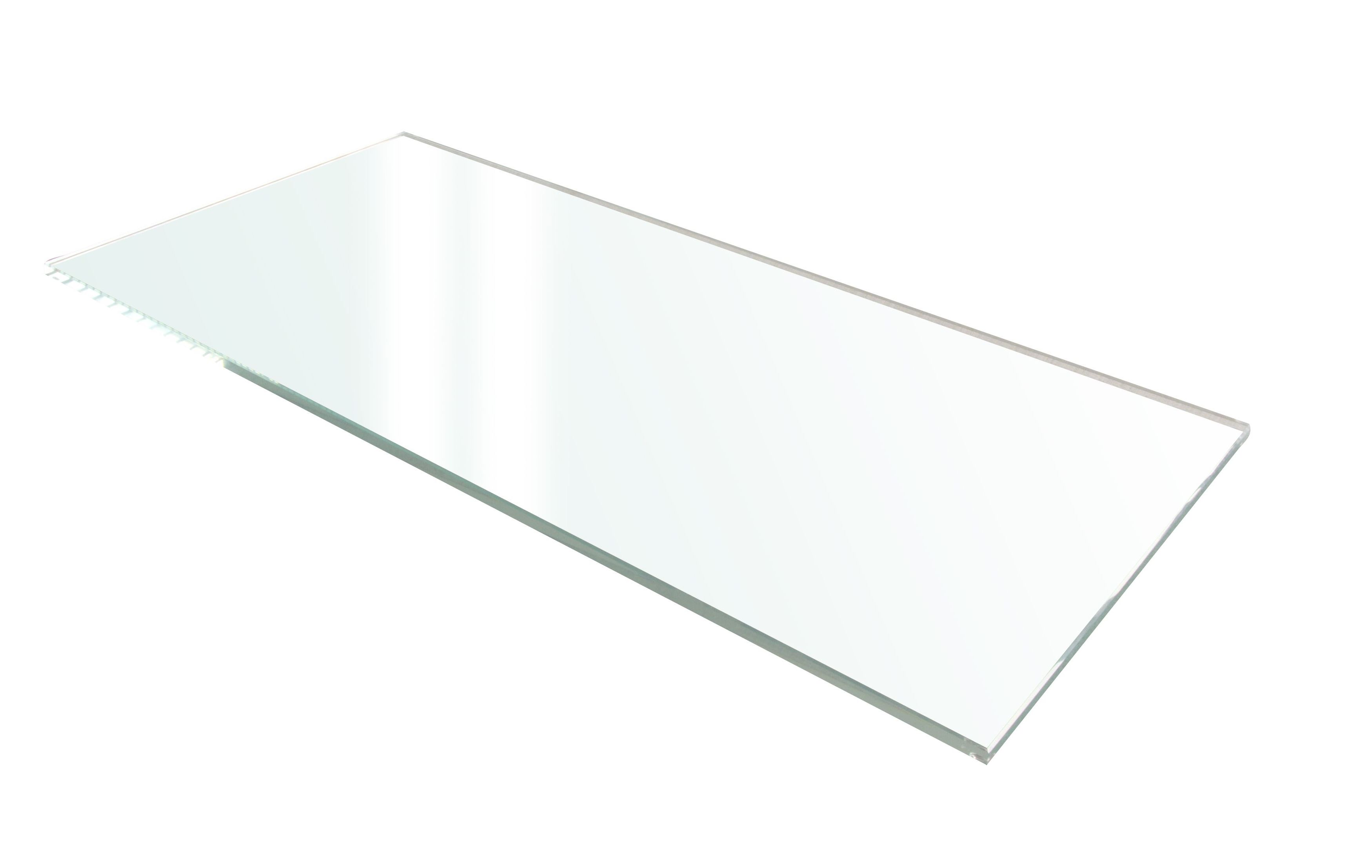 Tvrzené bílé sklo GN 1/2 - Verlo