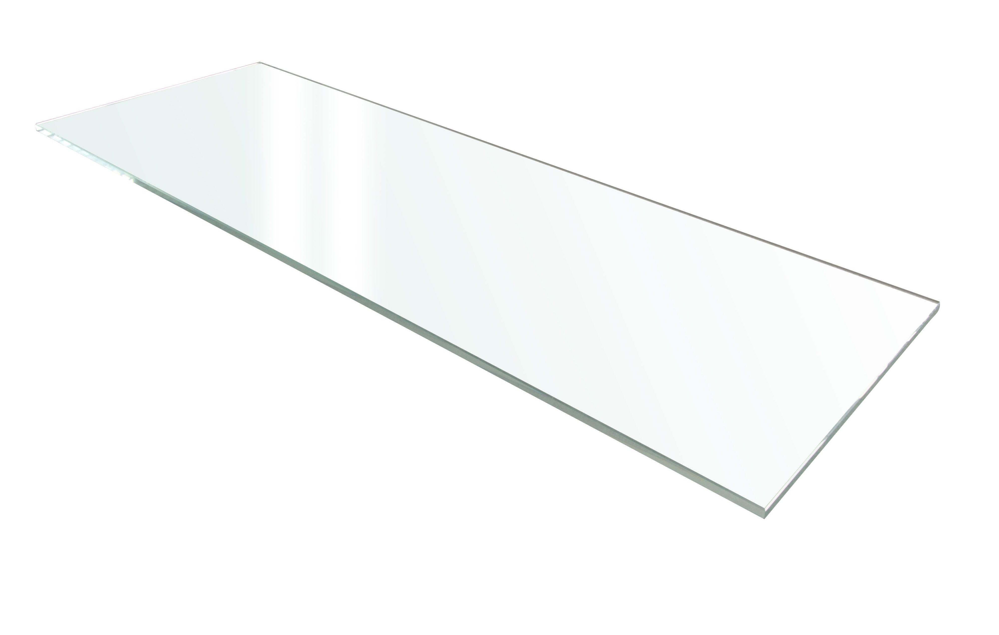 Tvrzené bílé sklo GN 1/1 - Verlo