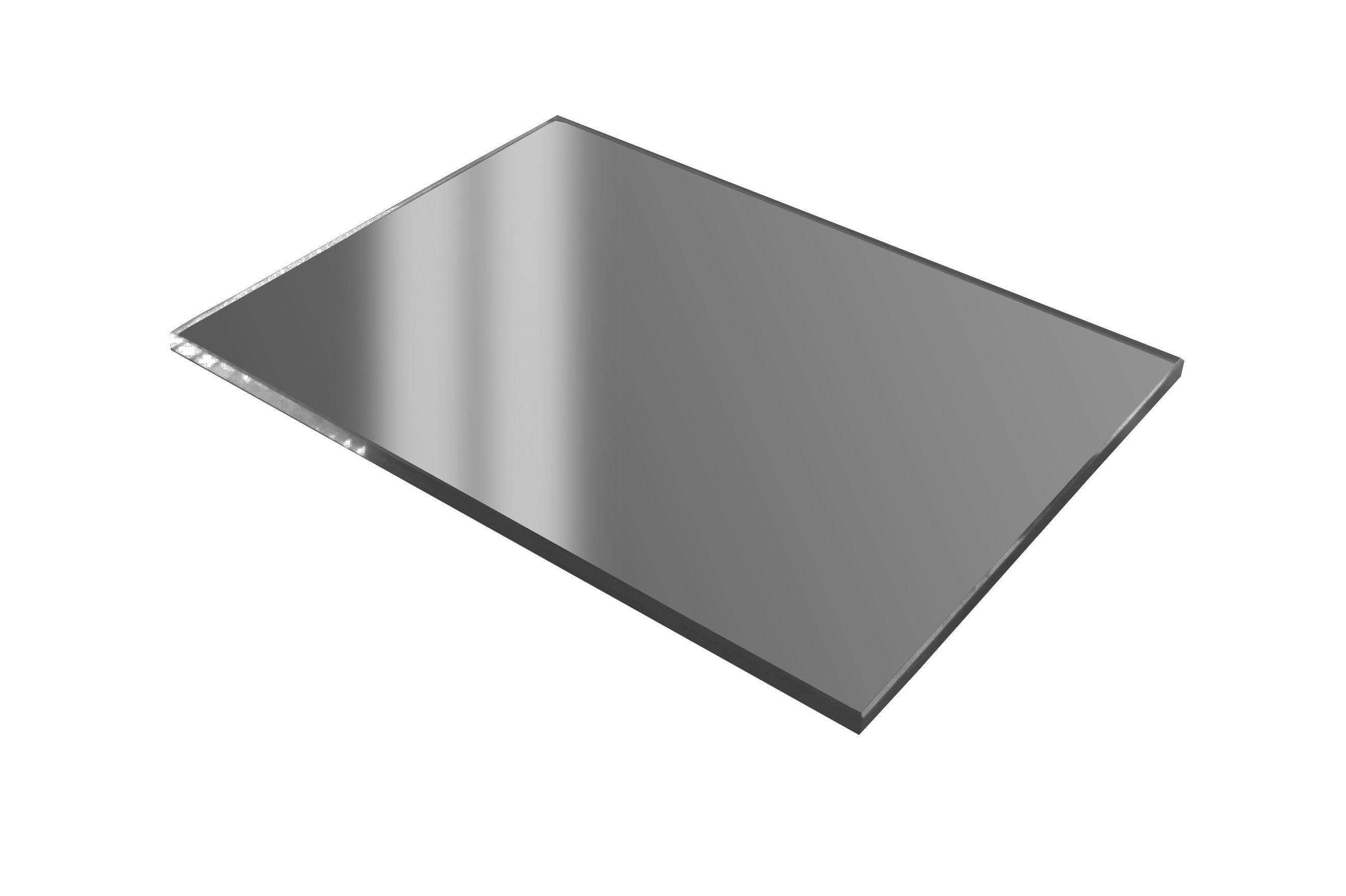 Tvrzené tmavé sklo GN 1/3 - Verlo
