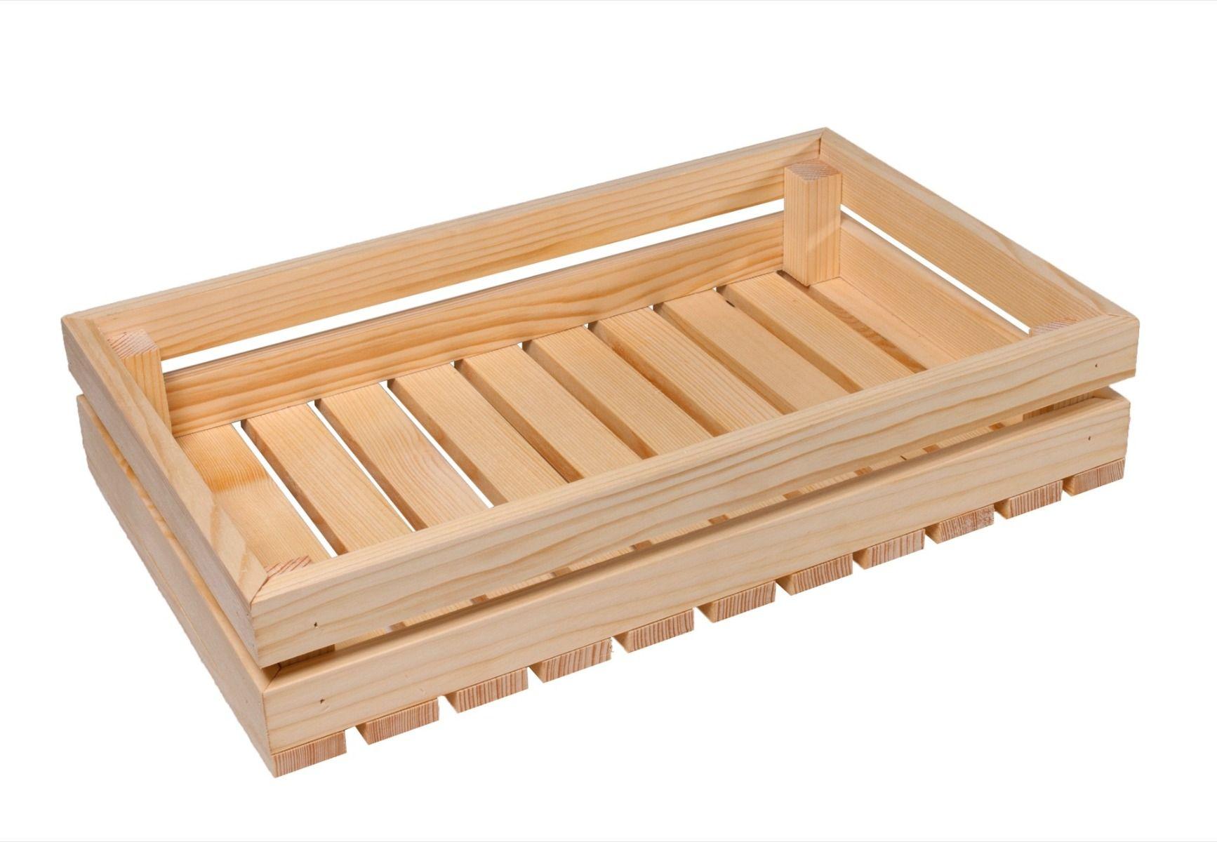 Box borovice GN 1/1 - Verlo