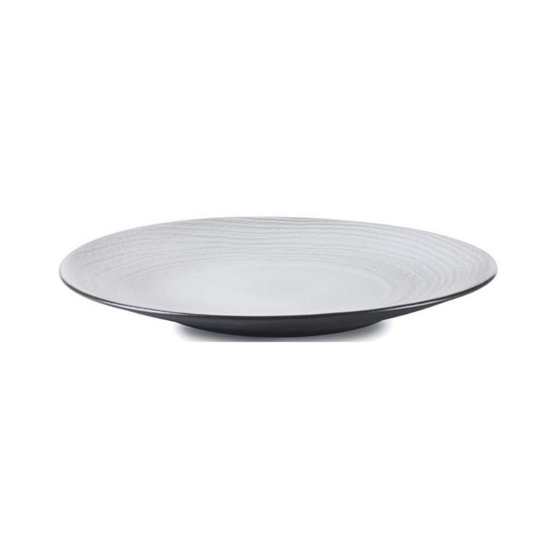 Talíř 28,3 cm - bílý písek