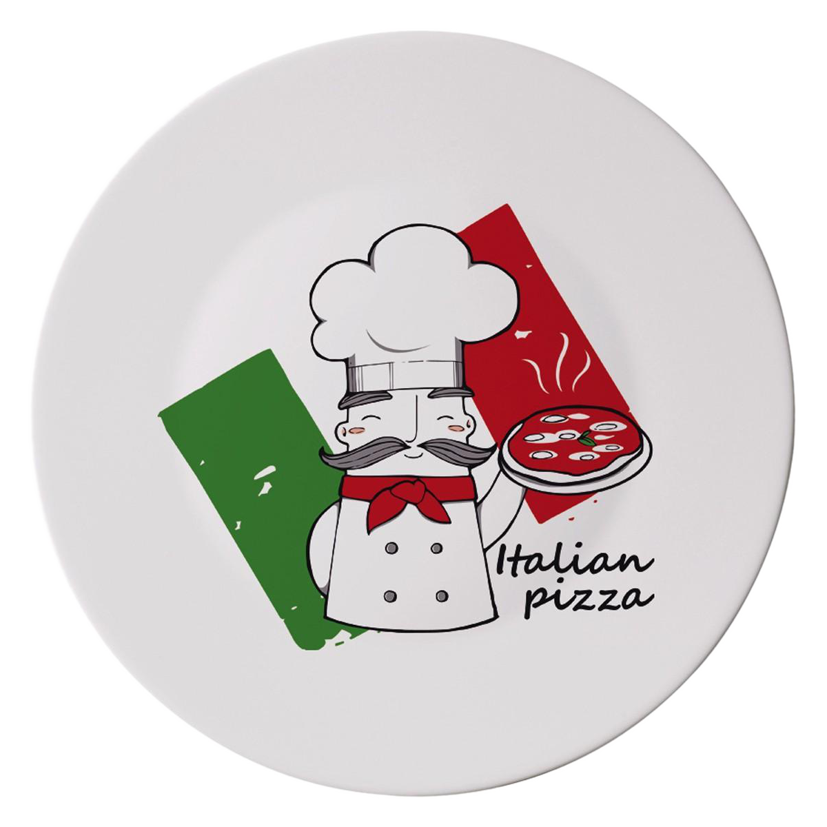 Bormioli Rocco Talíř na pizzu Chef 33 cm