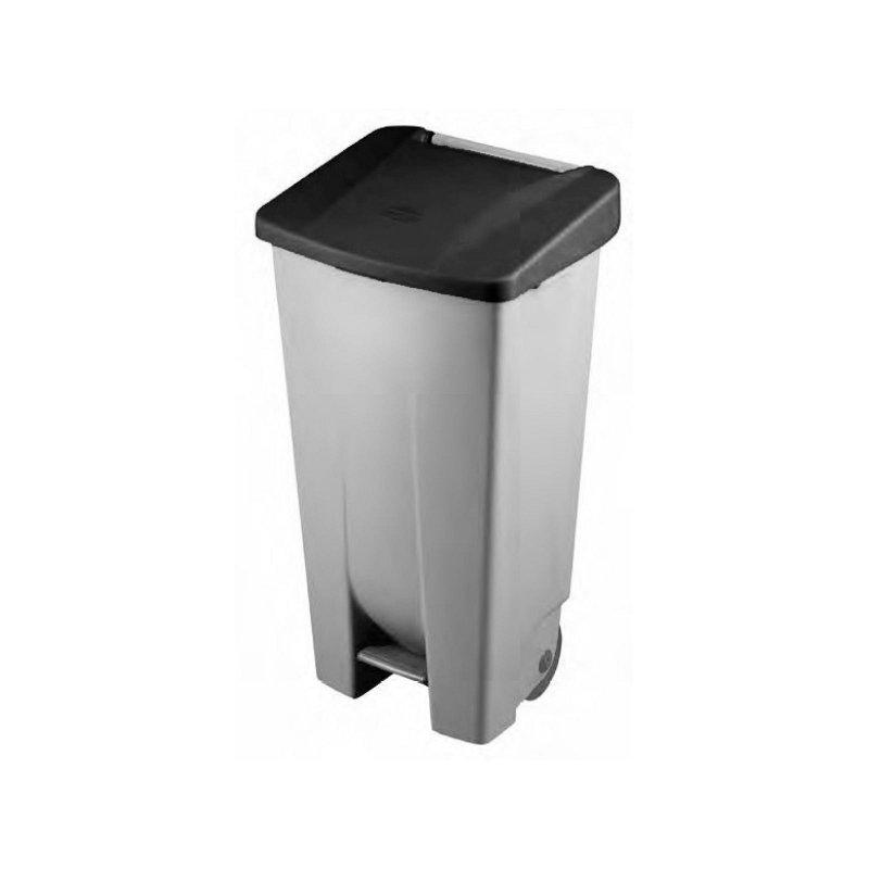 Kontejner na odpad s pedálem 120 l bez víka