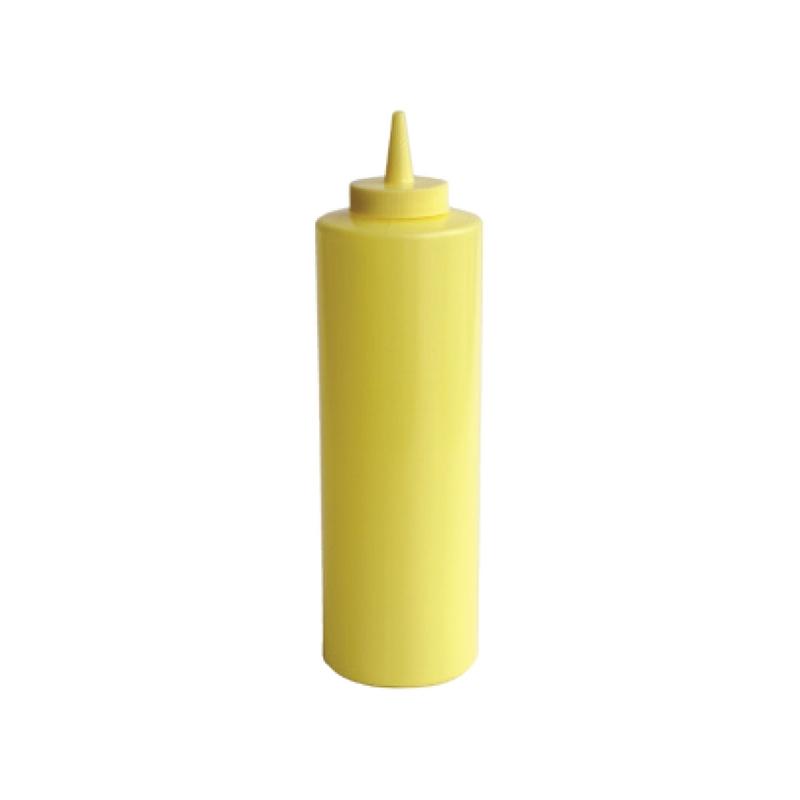 Dávkovač na omáčky žlutý 750 ml