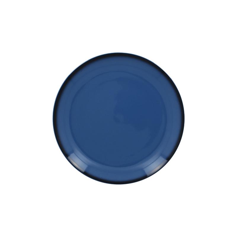 RAK Talíř mělký kulatý 18 cm - modrá