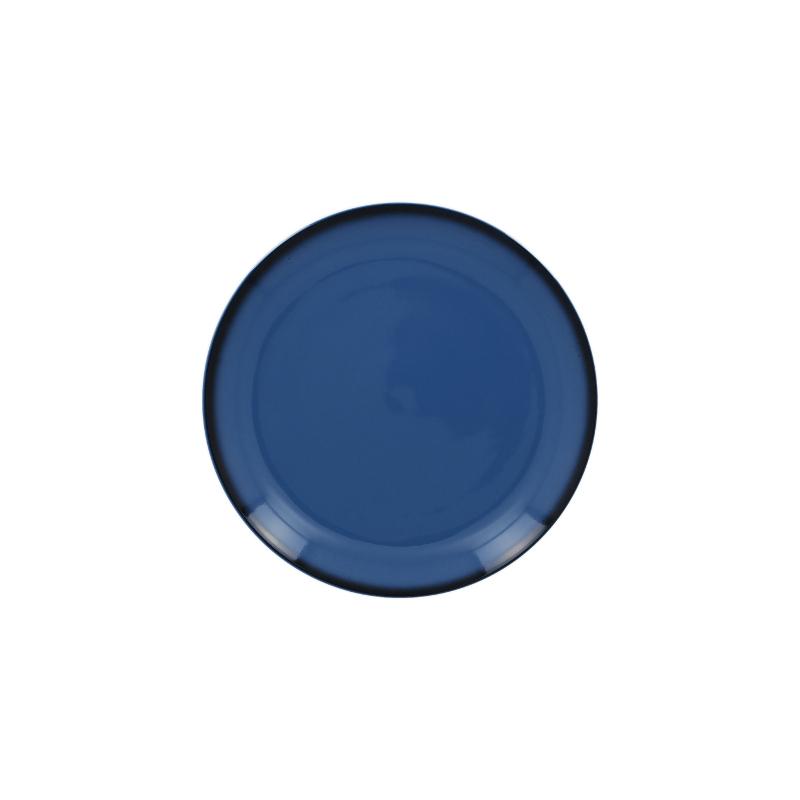 RAK Talíř dezertní kulatý 15 cm - modrá