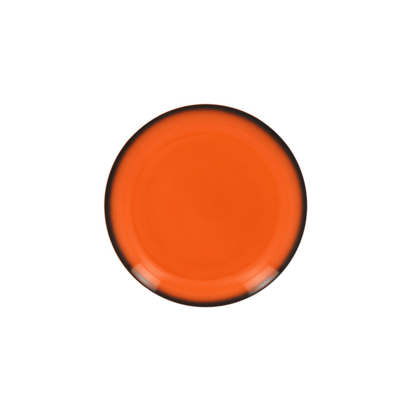 RAK Talíř dezertní kulatý 15 cm - oranžová