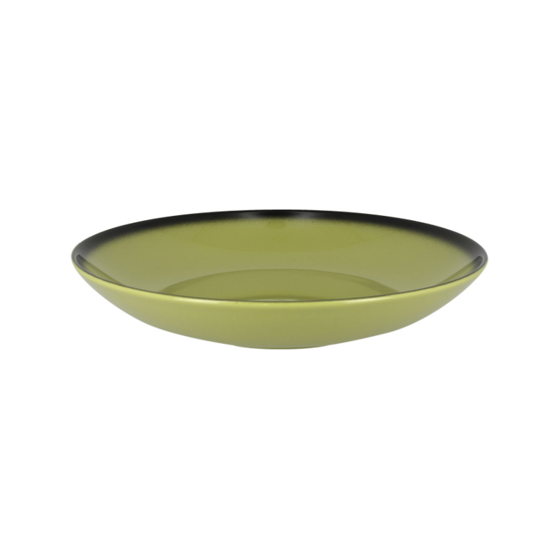RAK Talíř hluboký kulatý 120 cl - zelená
