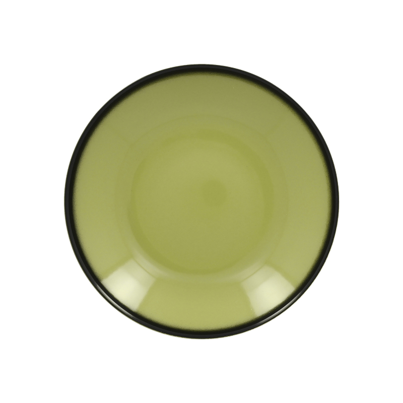 RAK Talíř hluboký kulatý 69 cl - zelená