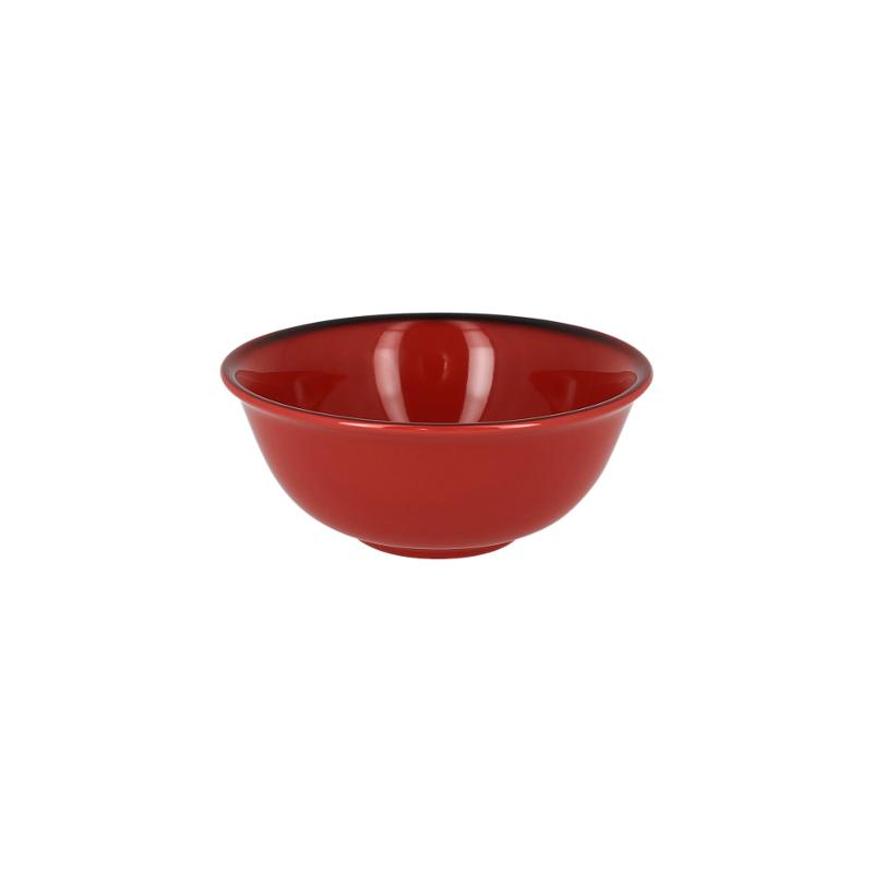 Miska na rýži 16 cm - červená