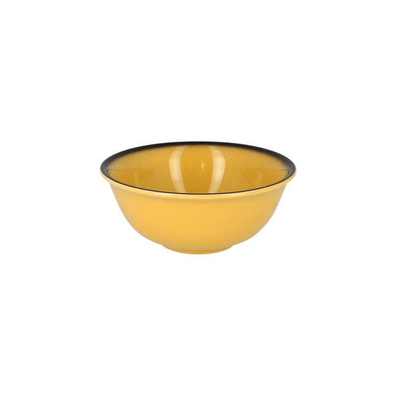 Miska na rýži 16 cm - žlutá