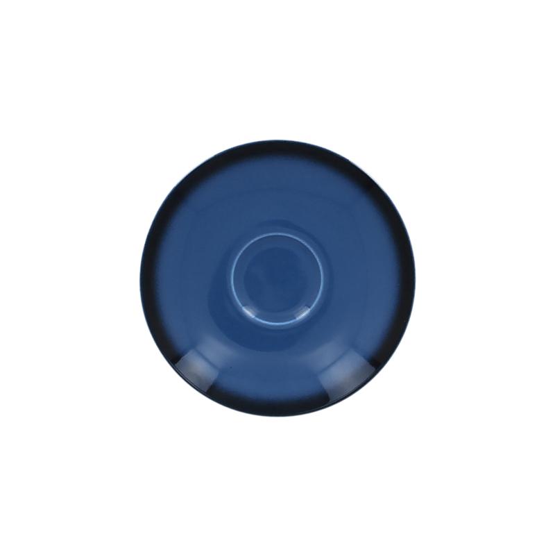 Podšálek kulatý 13 cm - modrá