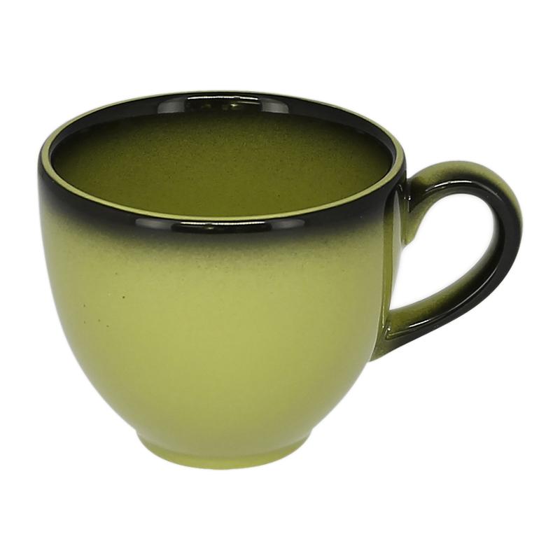 Šálek na kávu 28 cl - zelená
