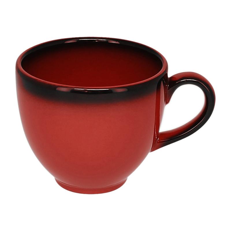 Šálek na kávu 28 cl - červená