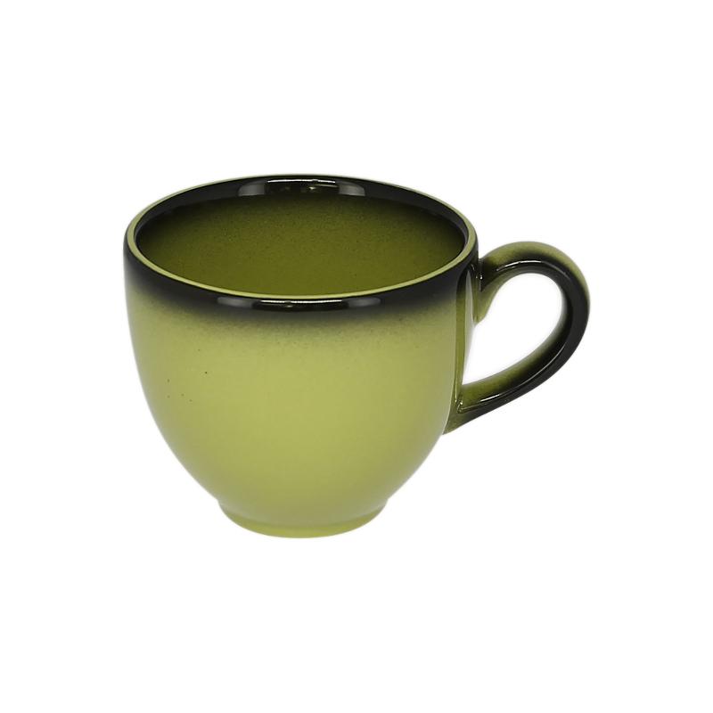 Šálek na kávu 20 cl - zelená