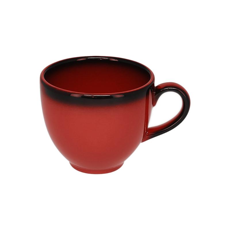 Šálek na kávu 20 cl - červená