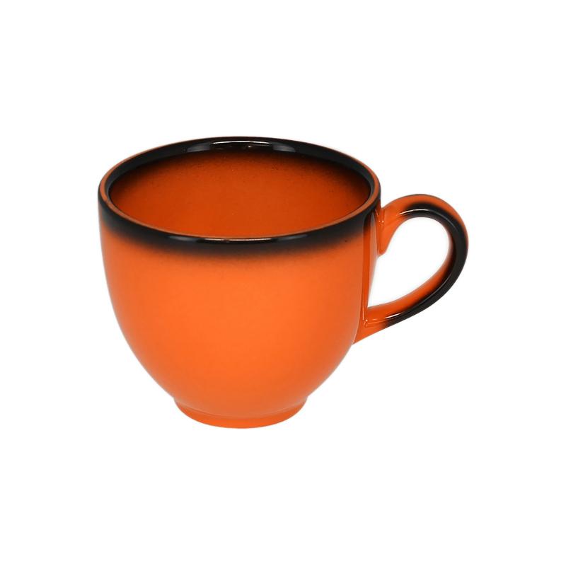 Šálek na kávu 20 cl - oranžová