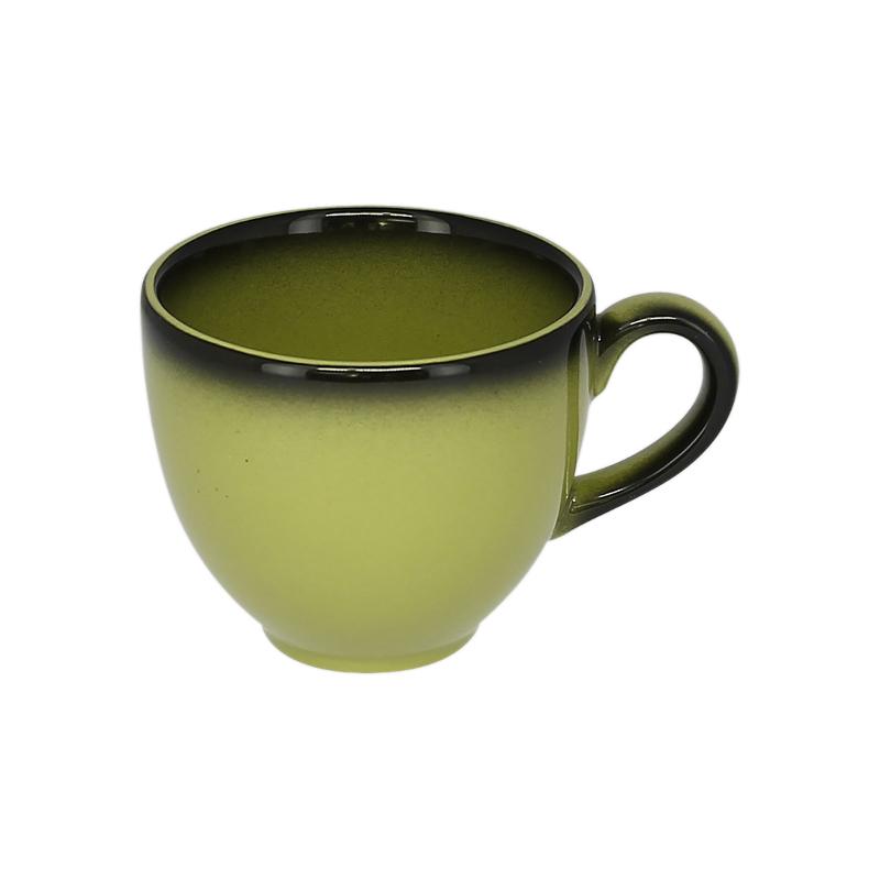 Šálek na kávu 23 cl - zelená