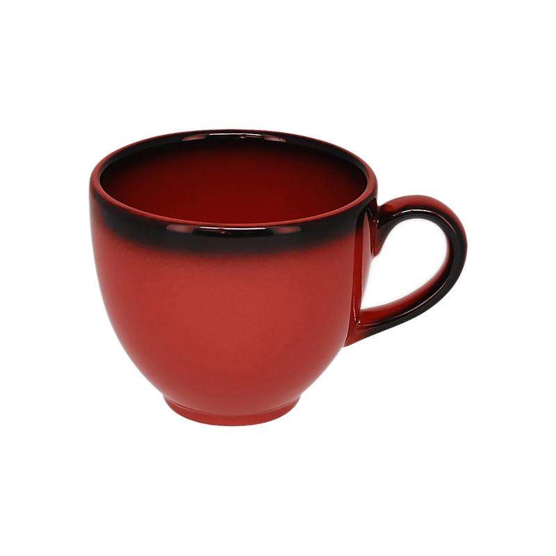 Šálek na kávu 23 cl - červená