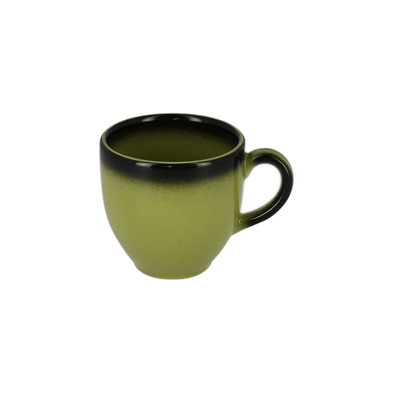 Šálek na espresso 9 cl - zelená