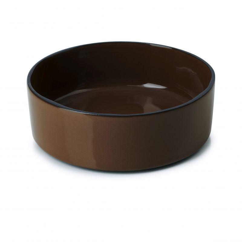 Talíř gourmet kulatý 14 cm - tonka